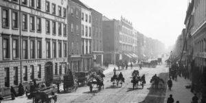Vintage: Street Scenes of the Munster Region, Ireland (late 19th Century)