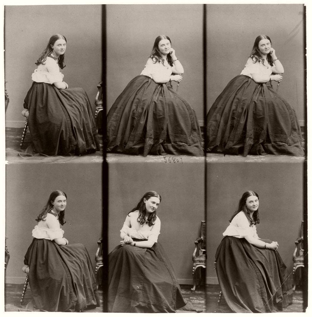 Biography: 19th Century Portrait photographer AndréAdolpheEugène Disdéri  MONOVISIONS