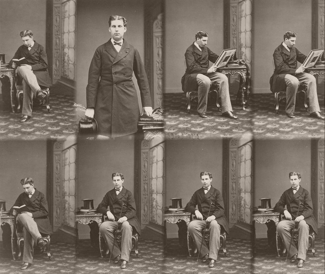André-Adolphe-Eugène Disdéri - Duc de Coimbra 1855-1865