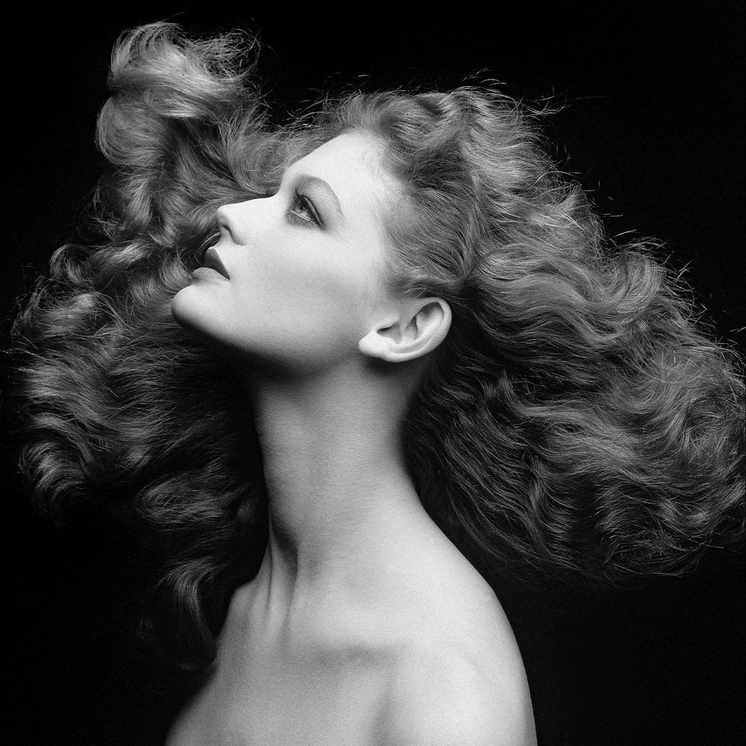 Clive Arrowsmith Sophie Ward Actress Archival Pigment Photograph 1985, Printed Later