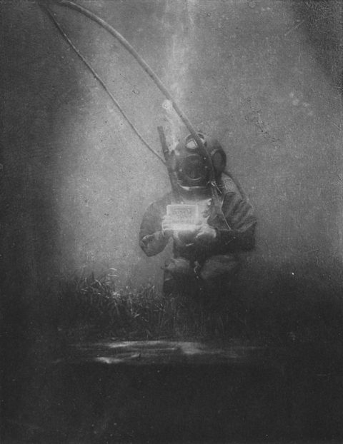 Biography: 19th Century Pioneer of Underwater photography – Louis Boutan