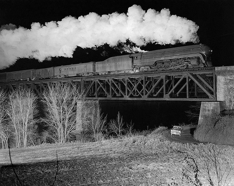 Steam & Steel: Photographs by O. Winston Link