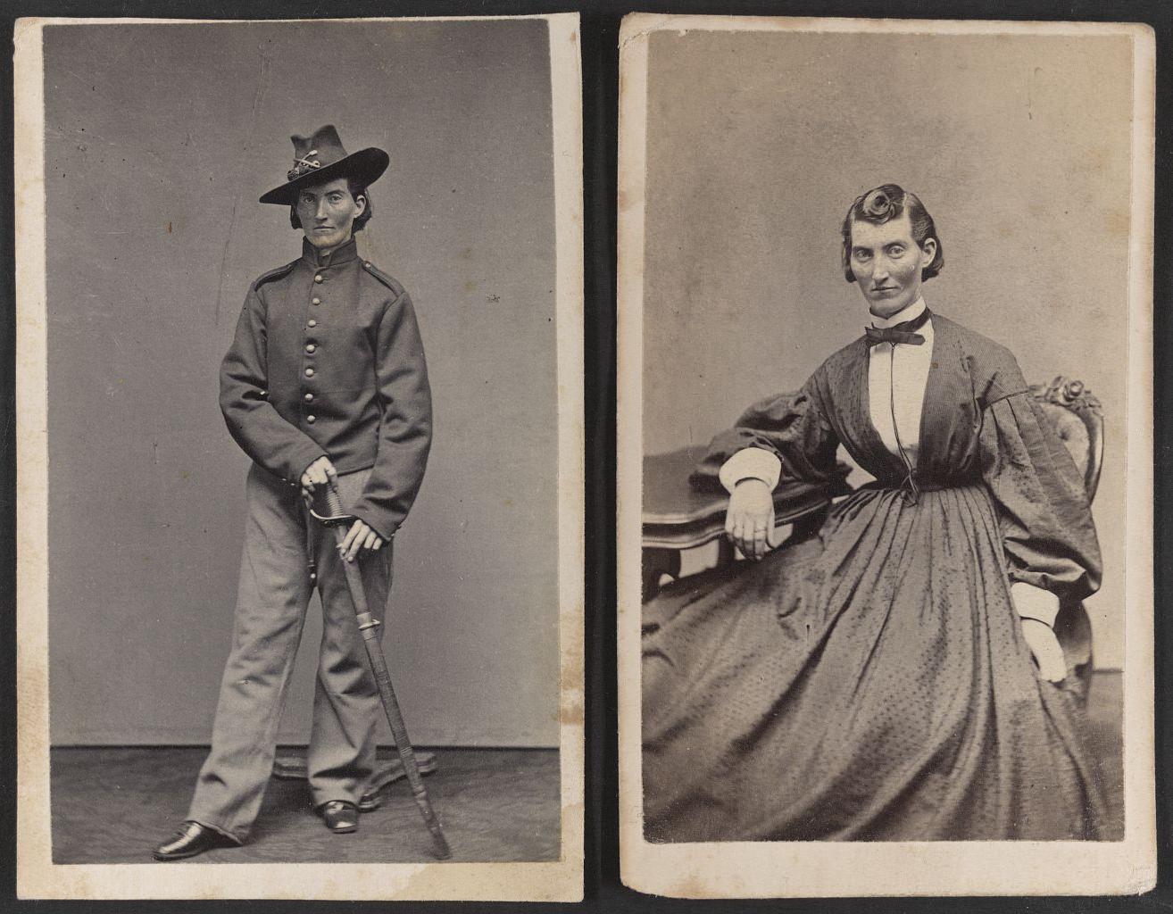 Vintage: Frances Louisa Clayton (19th Century)
