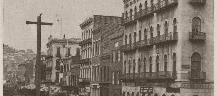 Vintage: Views of San Francisco by G. R. Fardon (1856)