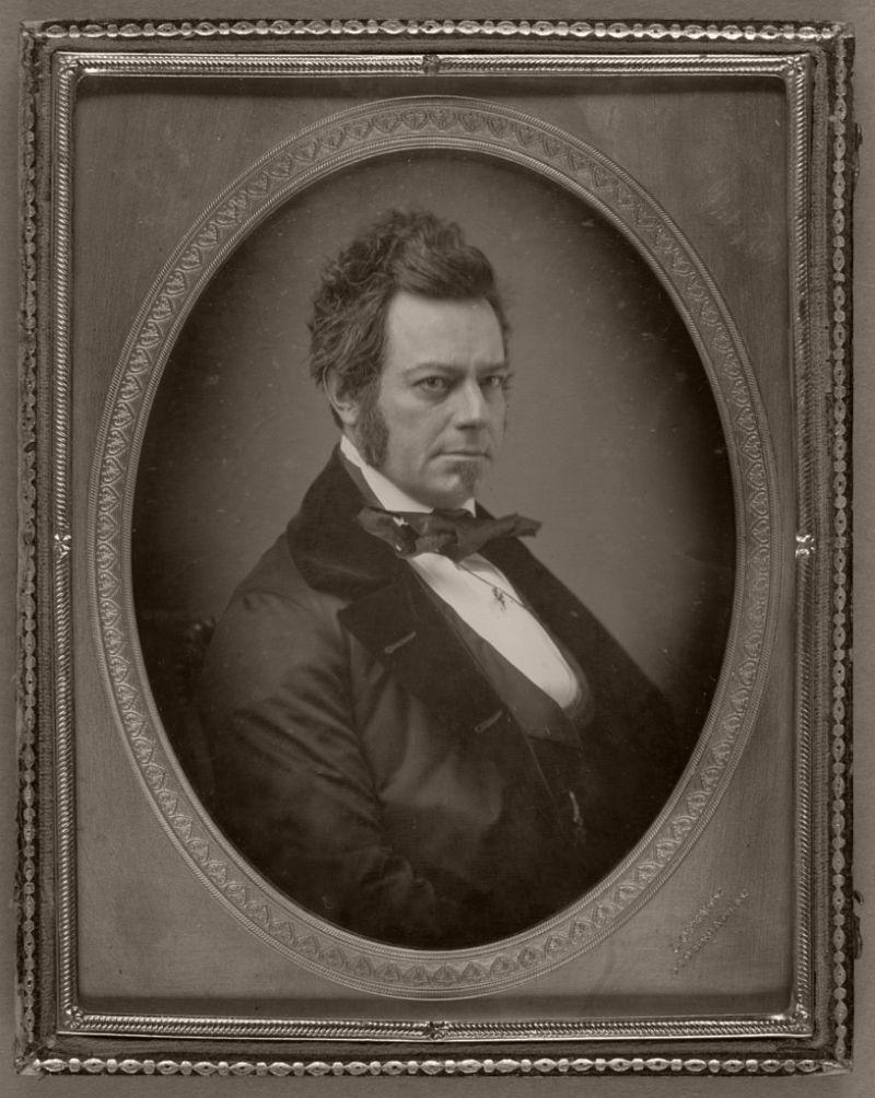 Portrait of Edwin Forrest, American, 1853
