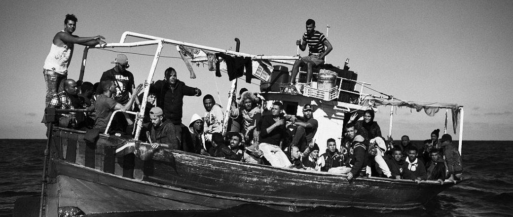 Rui Caria: The refugrants