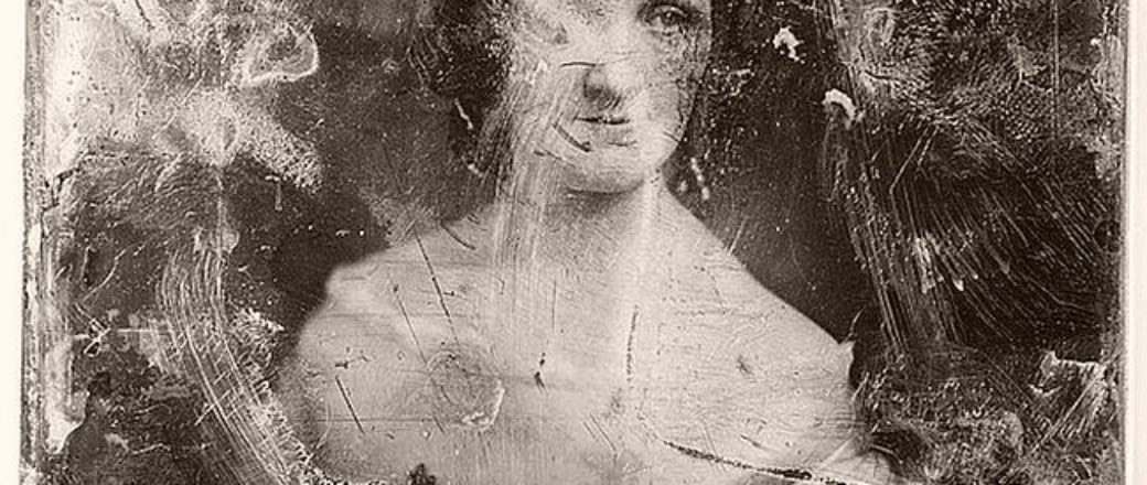 Vintage: Decayed Daguerreotype Portraits by Mathew Brady (19th Century)