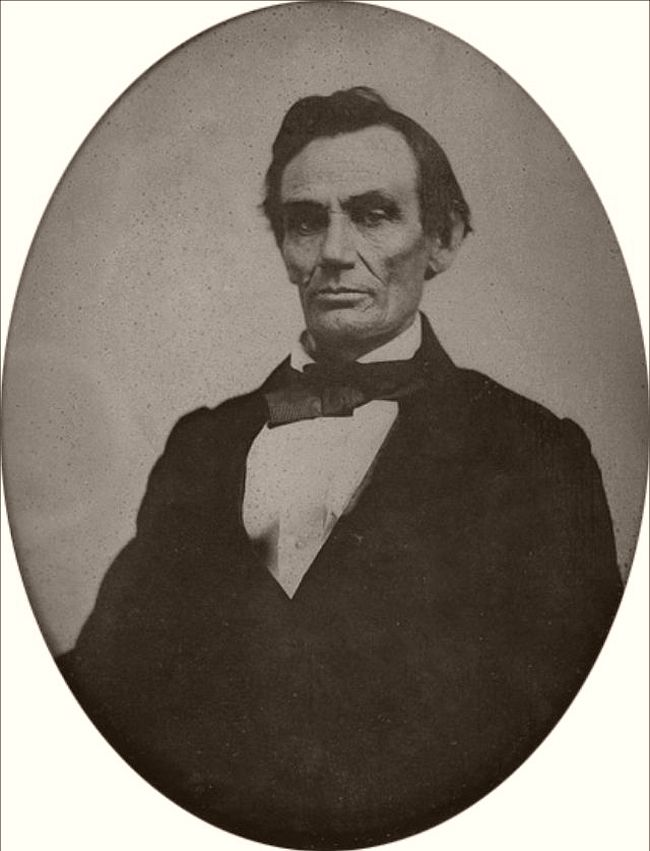 Vintage Portraits Of Abraham Lincoln 19th Century