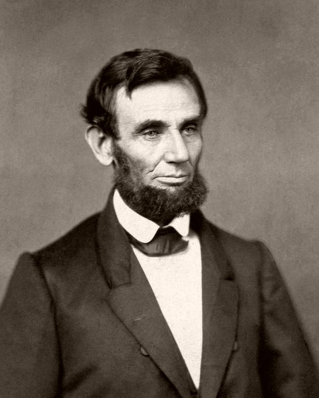 """March 1, 1861 and June 30, 1861 (between) – (unknown) The first photographic image of the new president. Remarkably, it is not known where or by whom this portrait was taken; the few known examples carry imprints of several different photographers: C.D Fredericks & Co. of New York; W.L. Germon and James E. McLees, both of Philadelphia. This example has been termed """"the most valuable Lincoln photo in existence"""" and sold at auction in 2009 for $206,500."""
