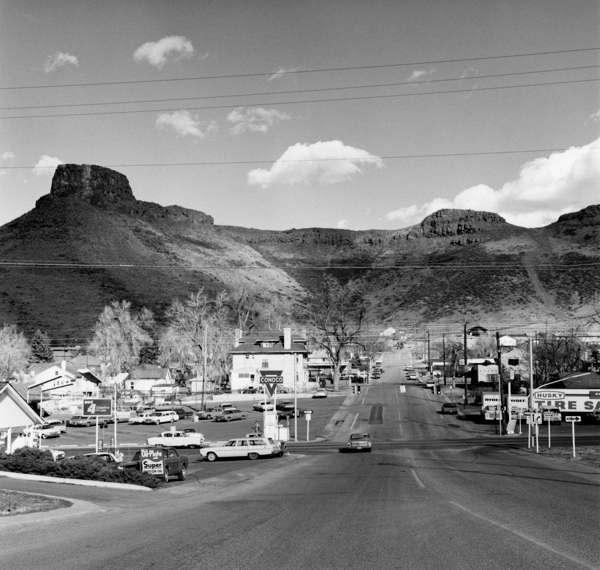 Golden, Colorado, 1969