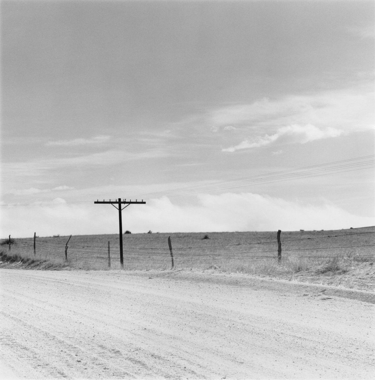 Near Peyton, Colorado, 1969