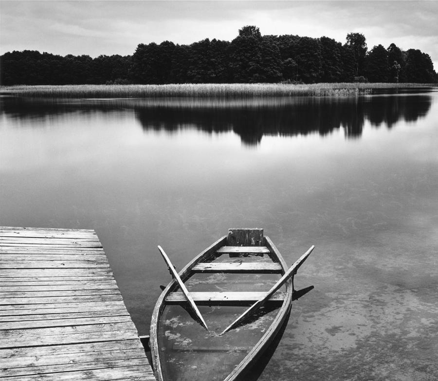 © Roman Loranc - BoatAndLakePoland_r1