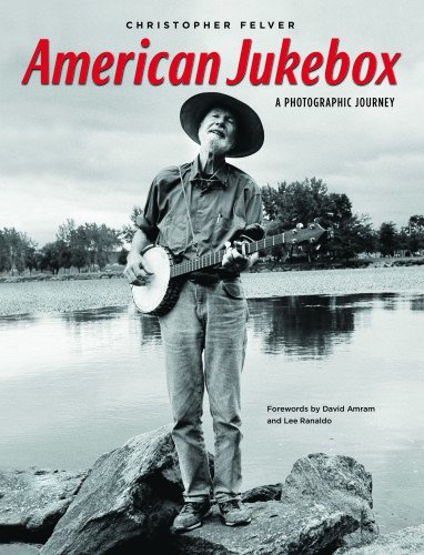 Christopher Felver American Jukebox - cover