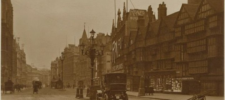 The Edwardian era in the United Kingdom