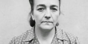 Mugshots of Female Nazi Concentration Camp Guards