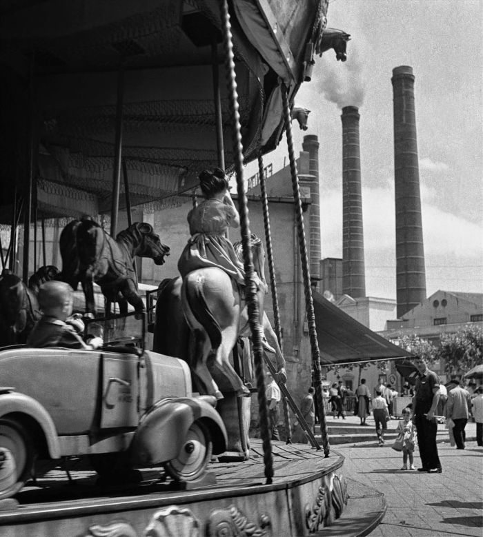 Francesc-Catala-Roca-Madrid-Barcelona-in-the-1950-12