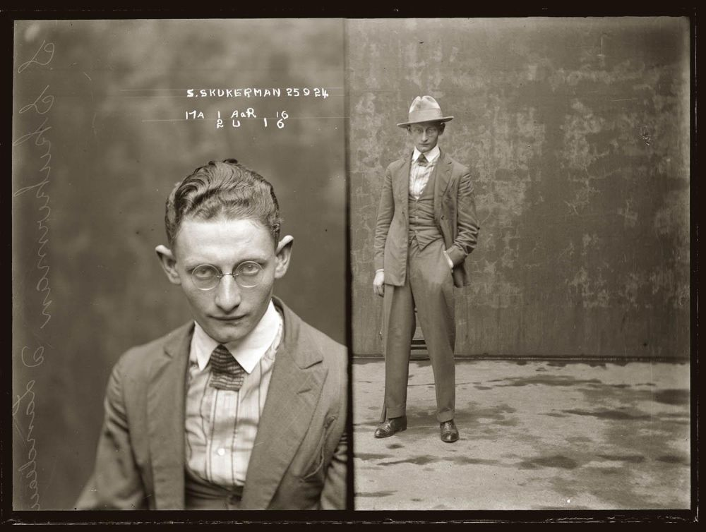 Glass-Plate-Mugshots-from-the-1920-60