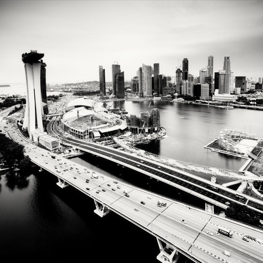 © Martin Stavars Marina Bay, Singapore, 2010