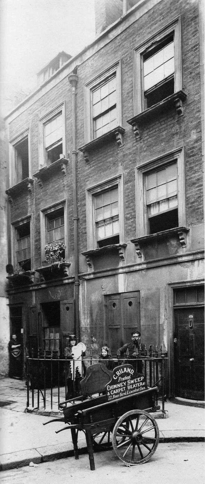 Victorian School Buildings East London