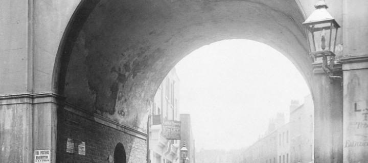 Philip Davies: Panoramas of Lost London