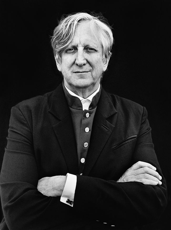 2007 --- Musician T-Bone Burnett --- Image by © Christopher Felver/Corbis