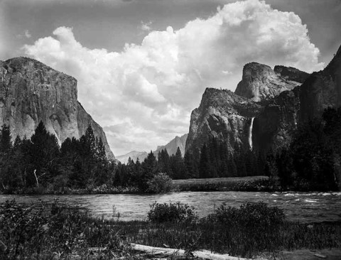 Biography: Landscape photographer Ansel Adams