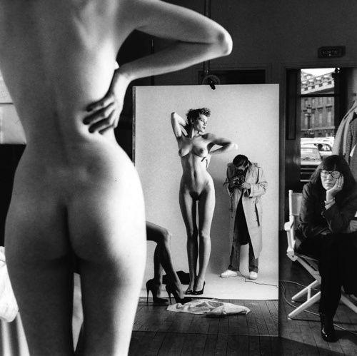 © Helmut Newton