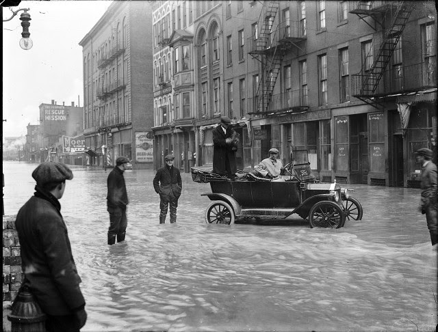 Rochester S Great Flood Of 1913 Monovisions