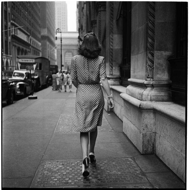 Walking the Streets of New York – 1946
