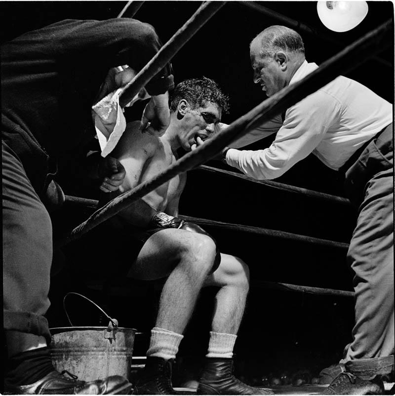Boxer Walter Cartier – 1948