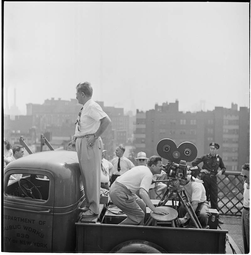 Film Crew – 1947