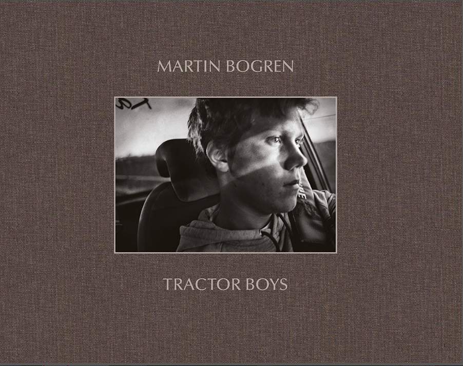 © Martin Bogren Tractor Boys Book Cover