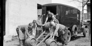 Vintage: Prohibition in Boston (1920s)