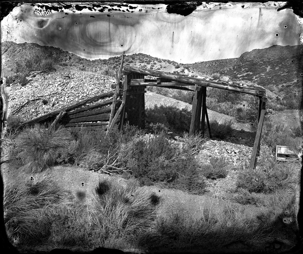 © Ben Nixon Abandoned Mine