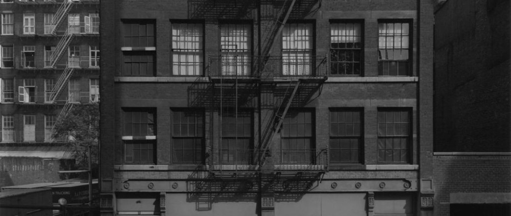 Bevan Davies: New York