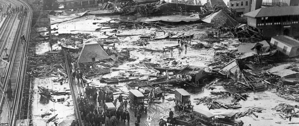 The Boston Molasses Disaster of 1919