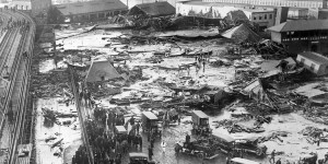 The Boston Molasses Disaster of 1919