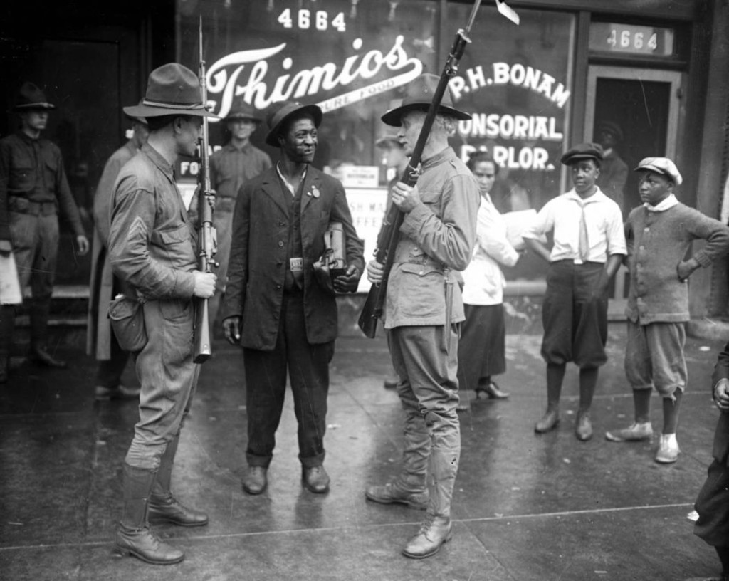 1920s Riots By Year: Vintage: Chicago's 1919 Race Riot