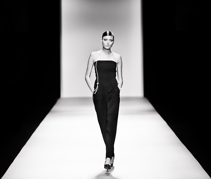 The Catwalk © Les Forrester - Fashion Discovery of the Year 2014, 1st place Winner in Fashion, Amateur