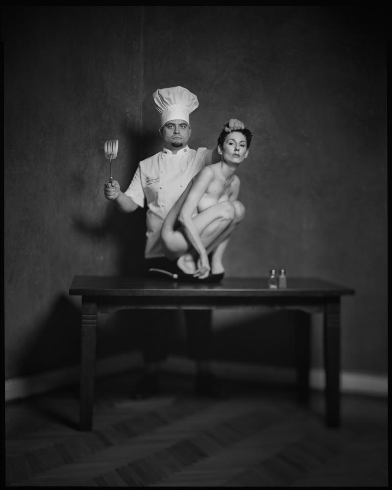 © Milosz Wozaczynski Mr. Cook