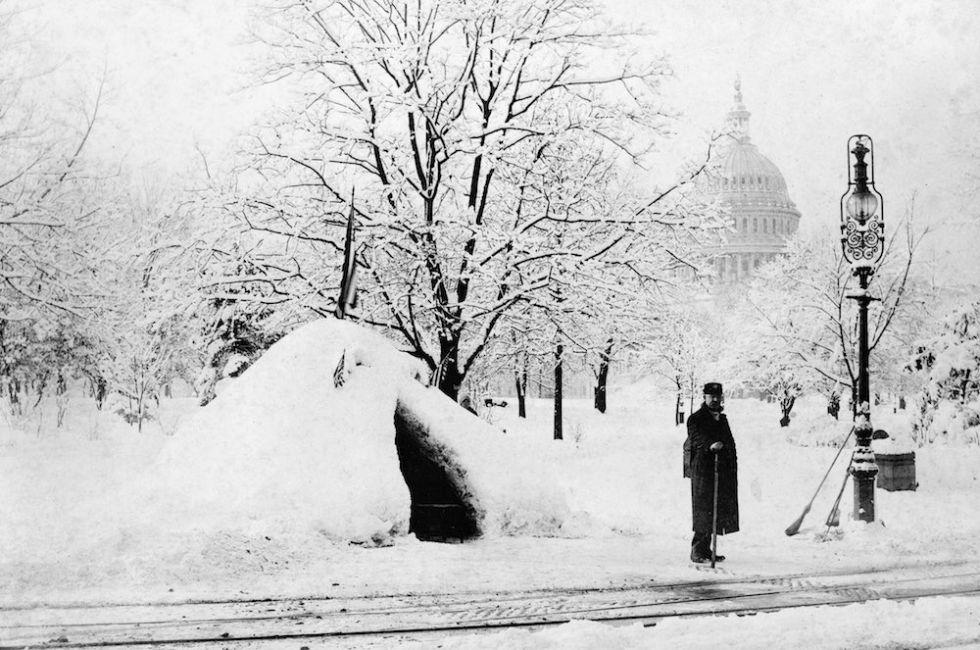 Blizzard Of 1888