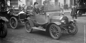 Automobiles in the past