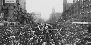 Woman Suffrage Parade of 1913