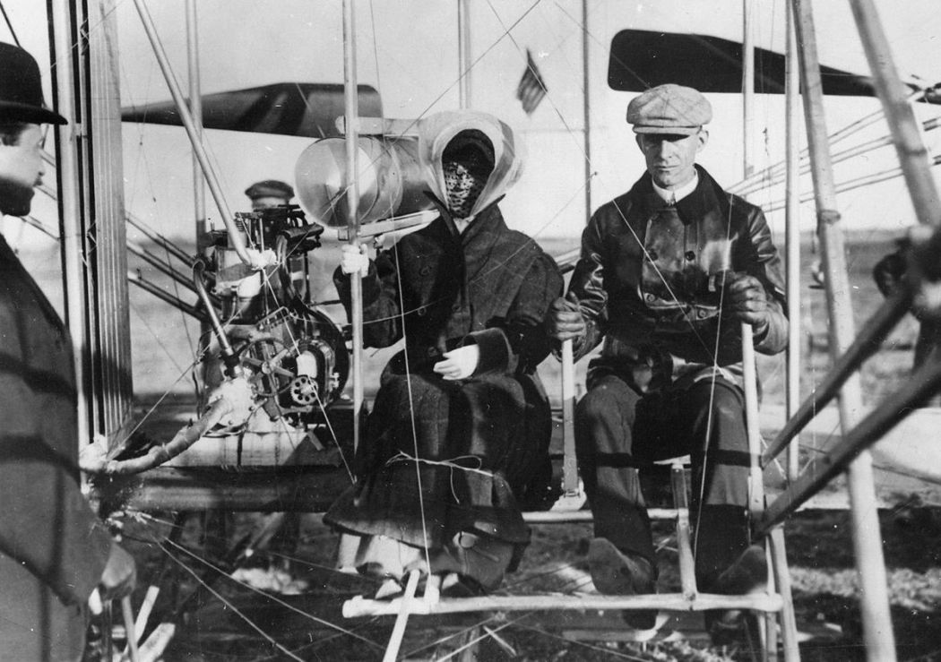 Wright-Brothers-First-Flight-in-1903-17