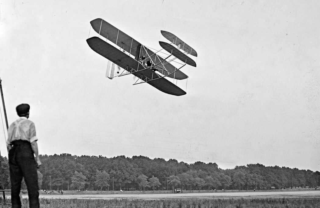 Wright-Brothers-First-Flight-in-1903-18