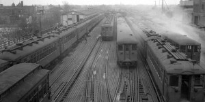 Historic photos of The Chicago 'L'