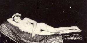 Biography: Nude/Portrait photographer E. J. Bellocq