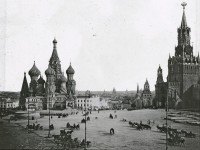 Vintage photos of Moscow in the past (19th century)