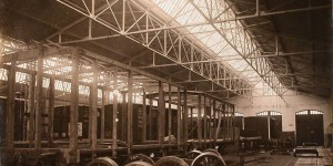 Russian Railroad Workshop