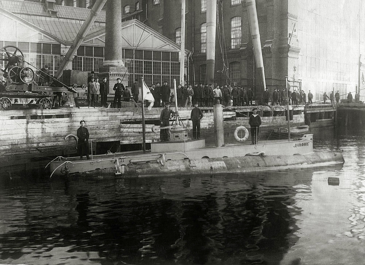 russian-submarines-in-1910s-02